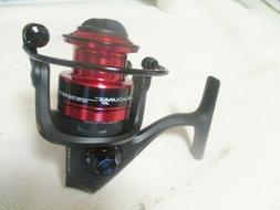 Fishing Reels-NEW ABU GARCIA BLACK MAX 20  SPINNING REEL