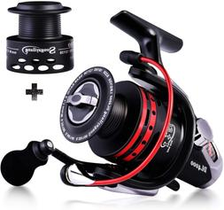 Fishing Reels Powerful 13+1BB Spinning Reels Ultra Smooth Re