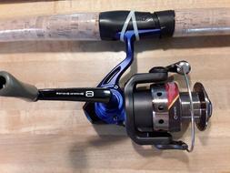 QUANTUM FISHING ROD AND REEL COMBO 6 BEARING IM 6 ROD