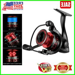 Piscifun Flame Spinning Reels Light Weight Ultra Smooth Powe