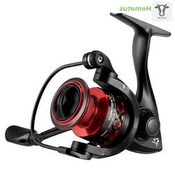 flame spinning reels light weight ultra smooth