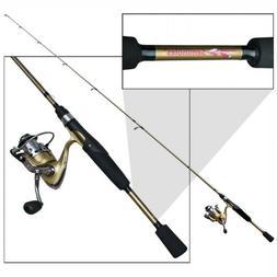 Florida State Seminoles Fishing Medium Spinning Rod And Reel