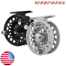 Fly Fishing Reel 3/4/5/6/7/8/9/10 Aluminum Large Arbor Right