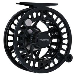 Goture Fly Fishing Reel 5/6 7/8 WT CNC Machined Large Arbor