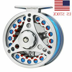 Fly Fishing Reel Fly Line Combo 1/2 3/4 5/6 7/8WT Fly Reel F