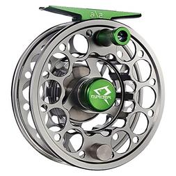 Fly Fishing Reel with CNC-machined Aluminum Alloy Body Gunme