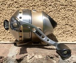 Zebco Gold Spincast Reel
