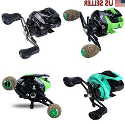 Sougayilang High-Speed Reel Saltwater Baitcasting Fishing Re