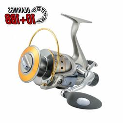 YOSHIKAWA WORKHORSE Saltwater Fishing Spinning Reel Stainles