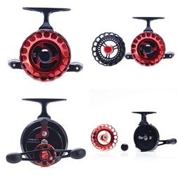 inline ice fishing reel right left handed