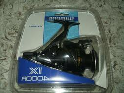 Shimano IX4000R Spinning Fishing Reel, FACTORY SEALED