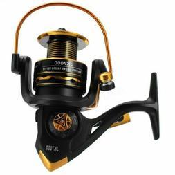 JK7000 Ball Bearing Fishing Spinning Reels Saltwater Freshwa