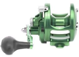 Avet JX 6.0 MC Cast Single Speed Lever Drag Reel JX6.0MC - G