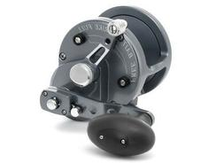 Avet JX 6/3 2-Speed Lever Drag Casting Reel JX6/3 - GUNMETAL