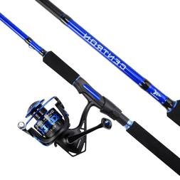 Lew/'s WG7550L-2 American Hero We Go 2 Piece Spinning Combo 5/'