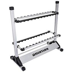 KastKing Reel Care Accessories Rack 'em Up Portable Aluminum