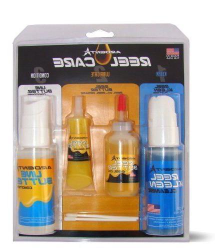 1 2 3 pack clean preserve lubricate