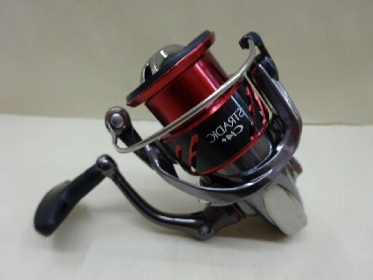 Shimano Spinning Both Gear:6.0:1 Drag:9.0kg
