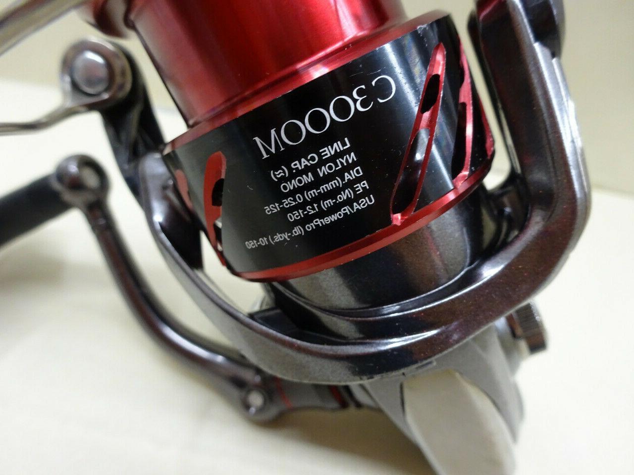 Shimano 16 Spinning Both Gear:6.0:1 Drag:9.0kg