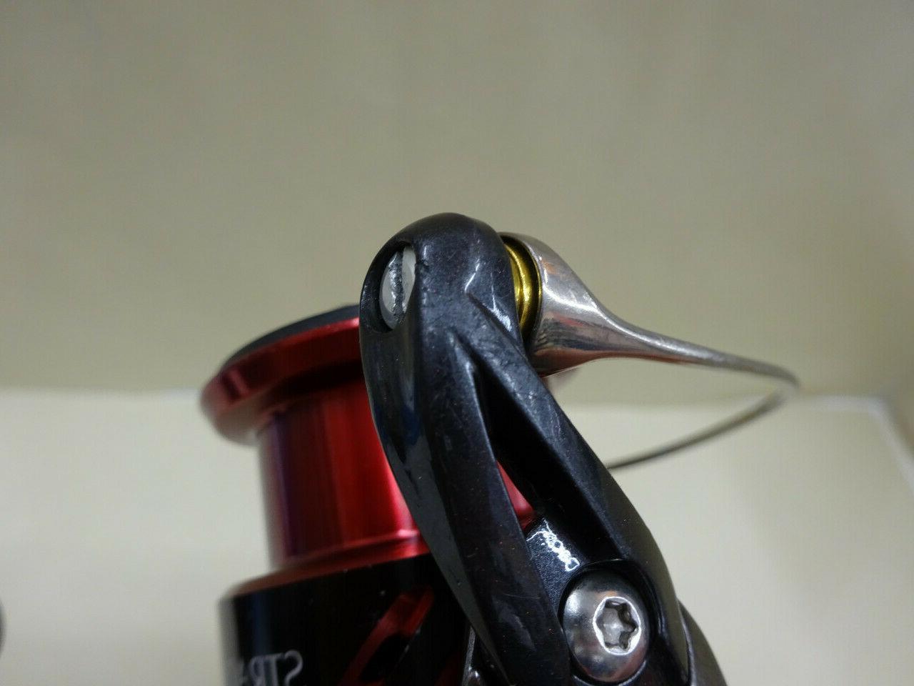 Shimano 16 Spinning Reel Both Handle Gear:6.0:1 Drag:9.0kg
