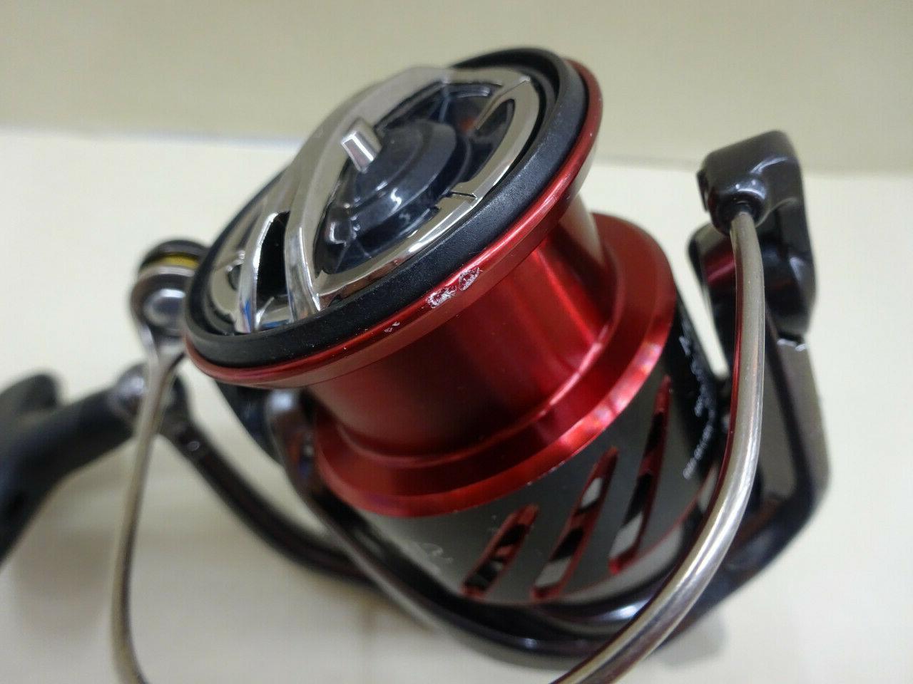 Shimano 16 Spinning Reel Handle Gear:6.0:1 Drag:9.0kg