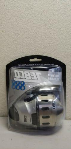 Zebco 888 Spincast Reel Magnum Drive  new sealed