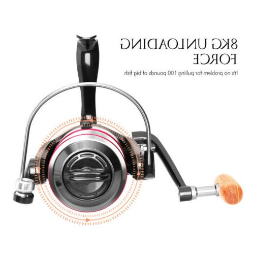 All 8KG Spool Saltwater Fishing Accessories