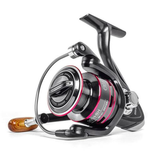 all metal spinning reel 8kg max drag