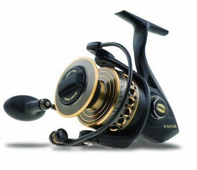 battle ii 5000 spin fishing spin reel