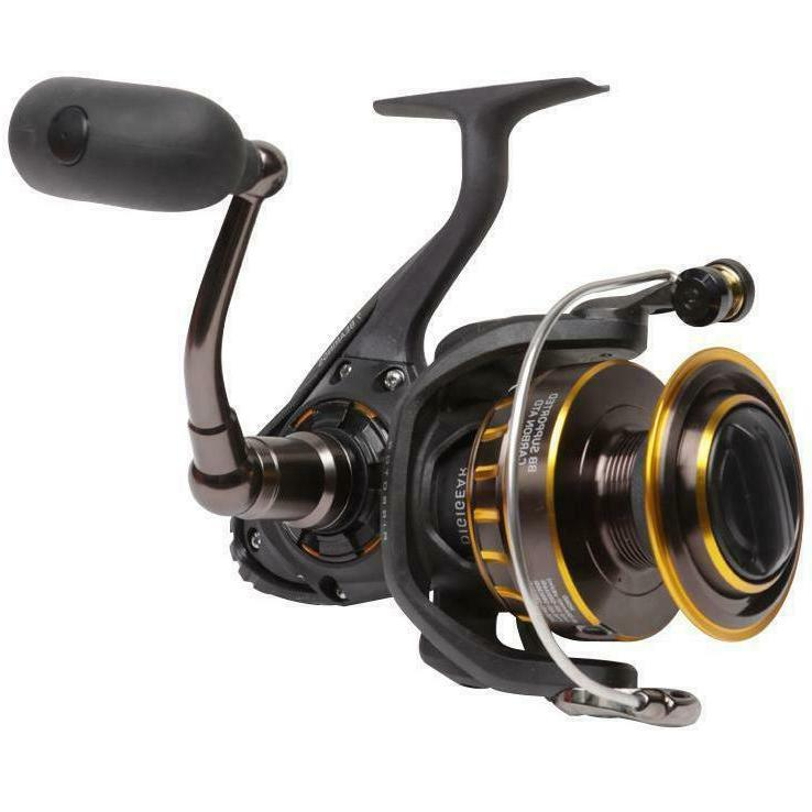 bg spinning reels 1500 4000 select models