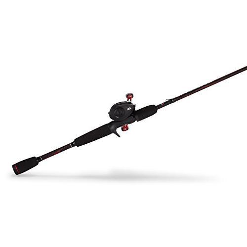 Abu BMAX3/701MH Max Fishing Baitcast Fishing Reel 7 Feet, Medium Heavy Power