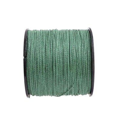 Braided PE 80lbs 4/8 Strands Extreme Reel