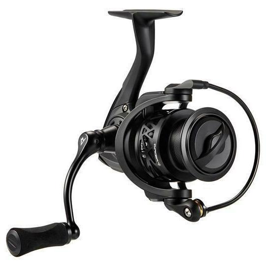 carbon x 2000 spinning fishing reel light