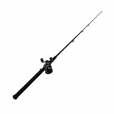 Abu Catfish Commando Fishing Rod Reel Combo, 7 Heavy