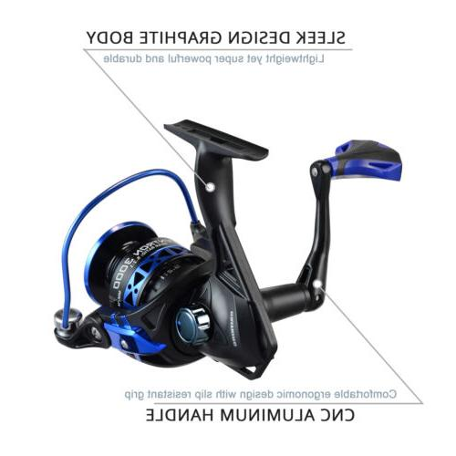 KastKing Centron Spinning Reels Panfish Fishing