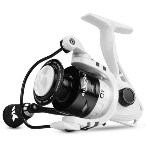 crixus spinning reel lightweight fishing reel 20lb