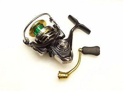Daiwa Exceler Left/Right Hand Reel - EXLT2500D-XH