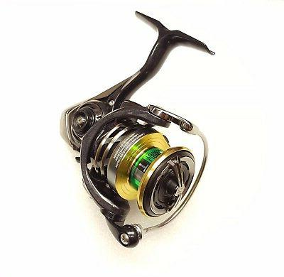 Daiwa Left/Right Hand Spinning Reel EXLT2500D-XH
