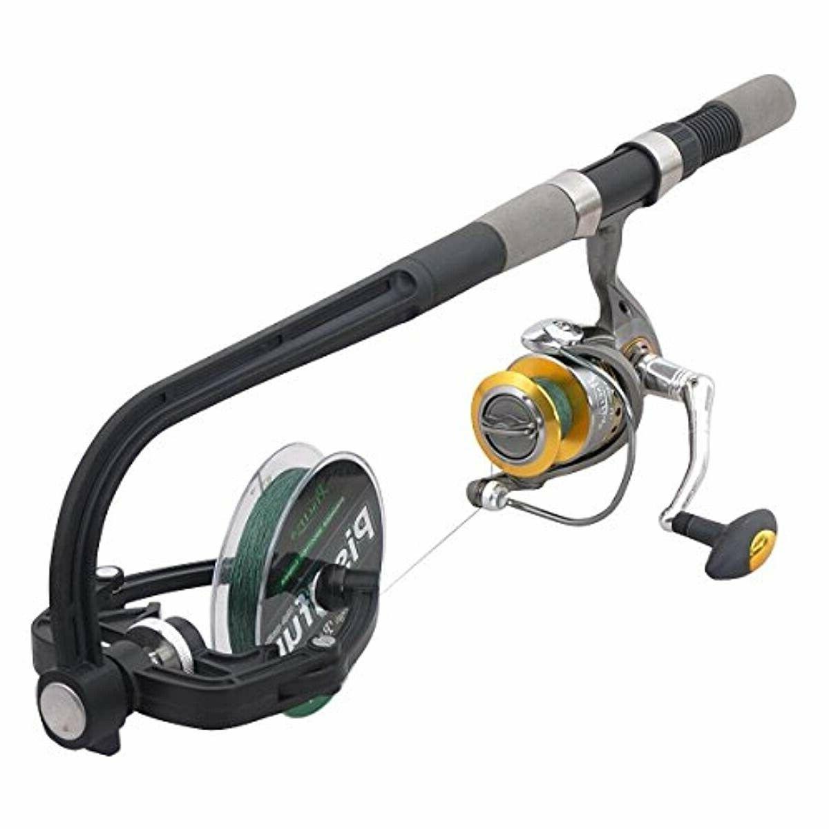 fishing line winder spooler machine spinning reel