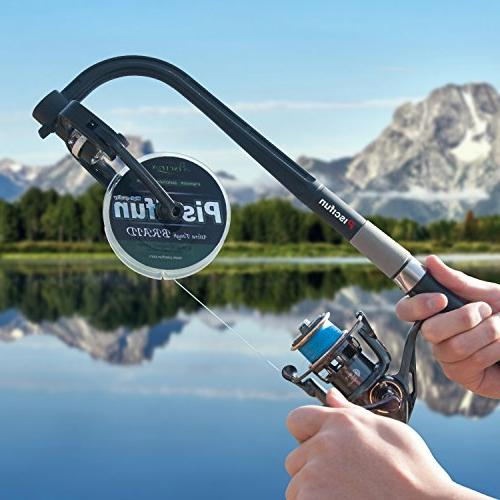 Piscifun Speed Fishing Winder Spooler Machine Reel Spool Spooling System Spools