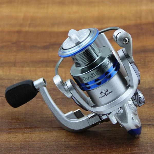 Fishing Reel Bearing Alu Spinning Reels 5.2:1