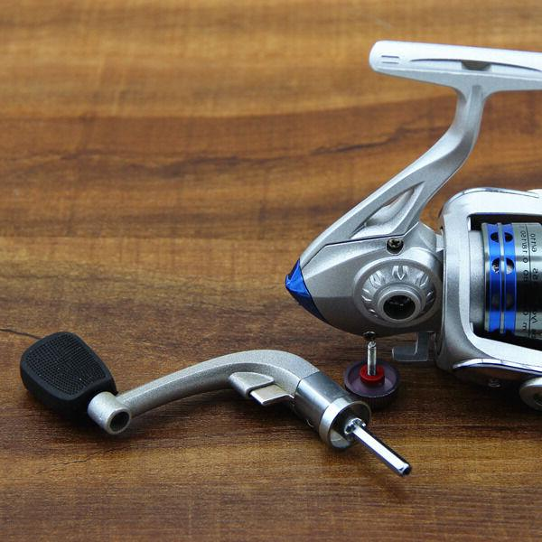 Fishing Bearing Spinning Reels High Speed 5.2:1