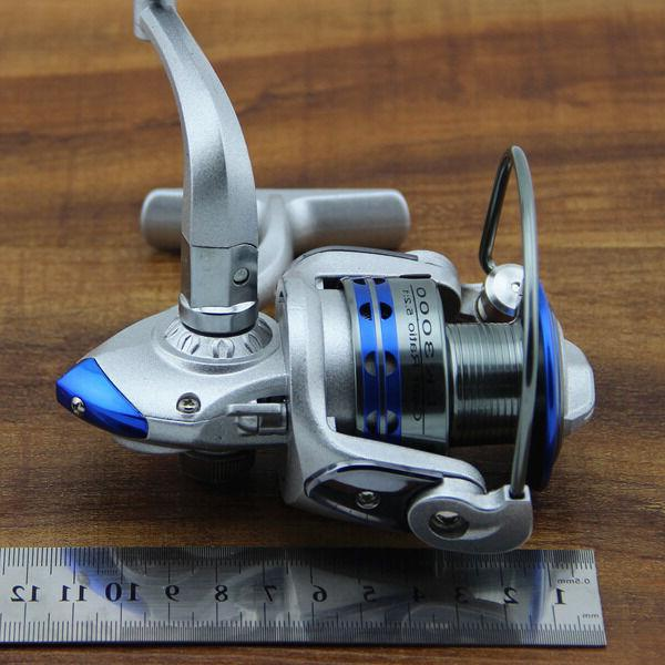 Bearing Alu Refine Spinning Reels High 5.2:1