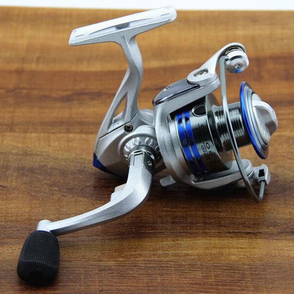 fishing reel 9 ball bearing alu refine