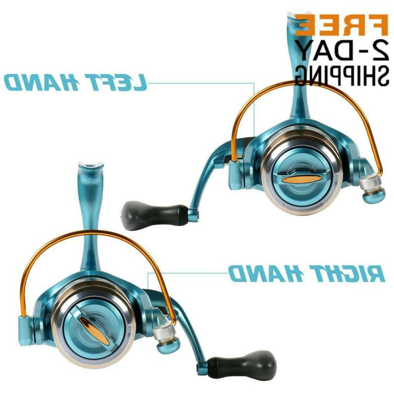 Sougayilang 11+1Bb Left/Right Interchangeable Gear