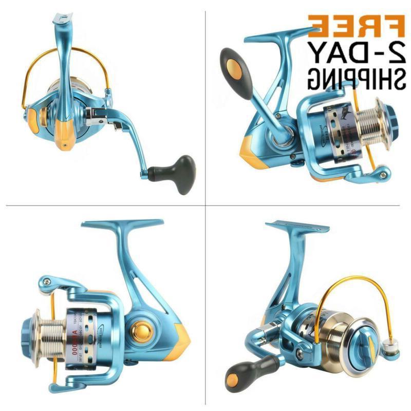 Sougayilang Reel 11+1Bb Interchangeable Gear