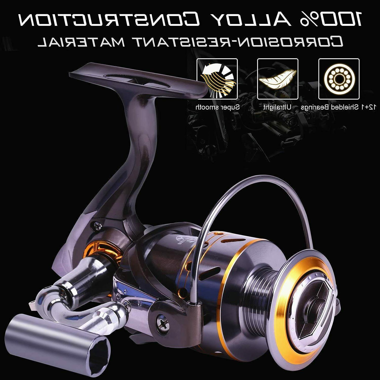 Sougayilang Reel Spinning Reel DK3000