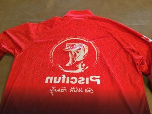 Piscifun Fishing & Line Long Sleeve 1/4 Shirt