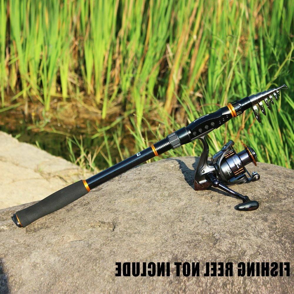 Sougayilang Fishing Rod Ton Fiber Super Hard