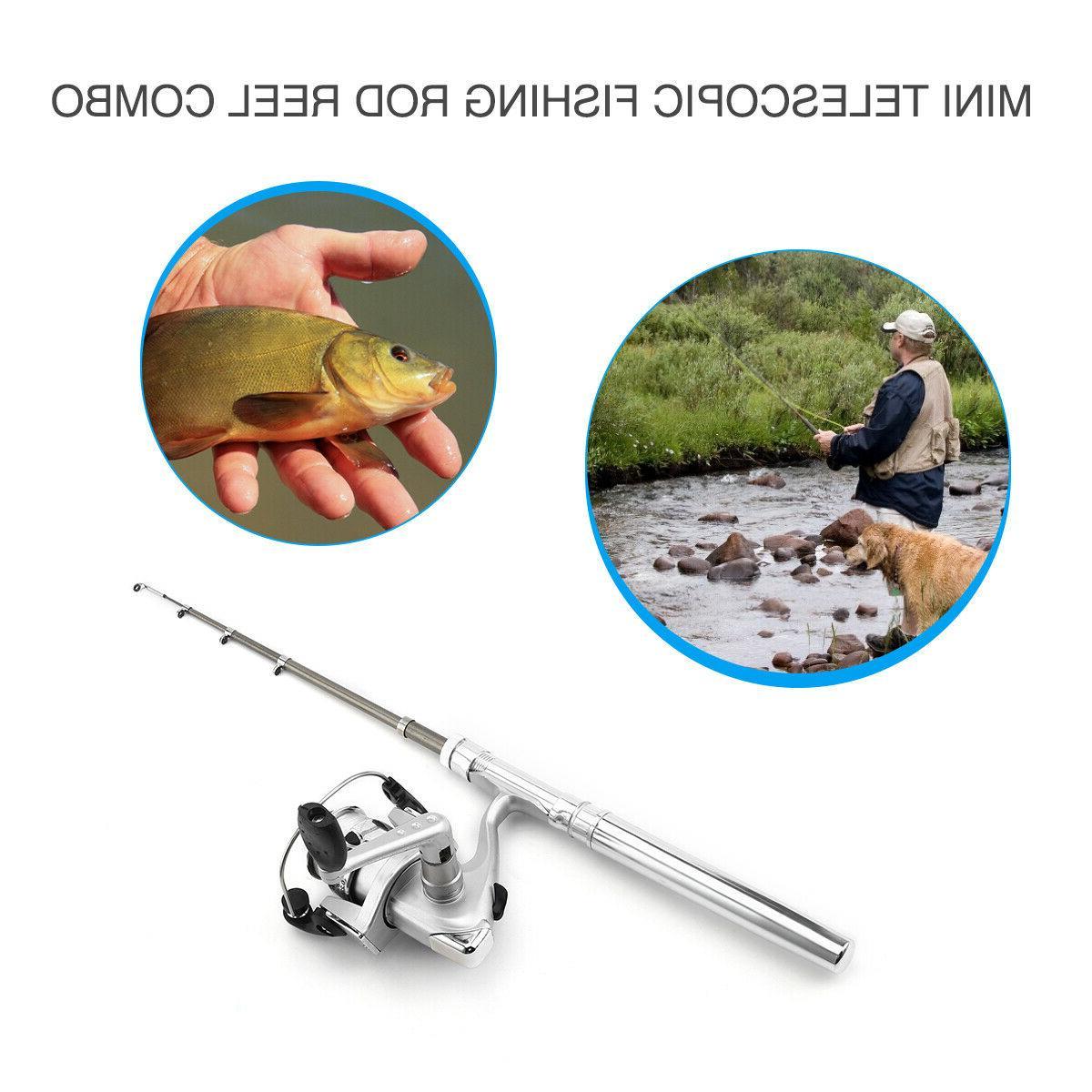 Fishing Rod Alloy Pole
